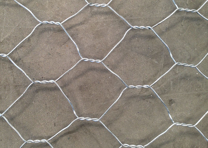 GALVANISED MESH NETTING WIRE FENCING CHICKEN RABBIT CAGE FARM FENCE WOVEN NET