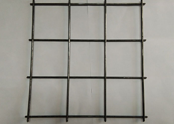3x3 Industrial Metal Cage Welded Iron Wire Mesh Panels , Powder ...