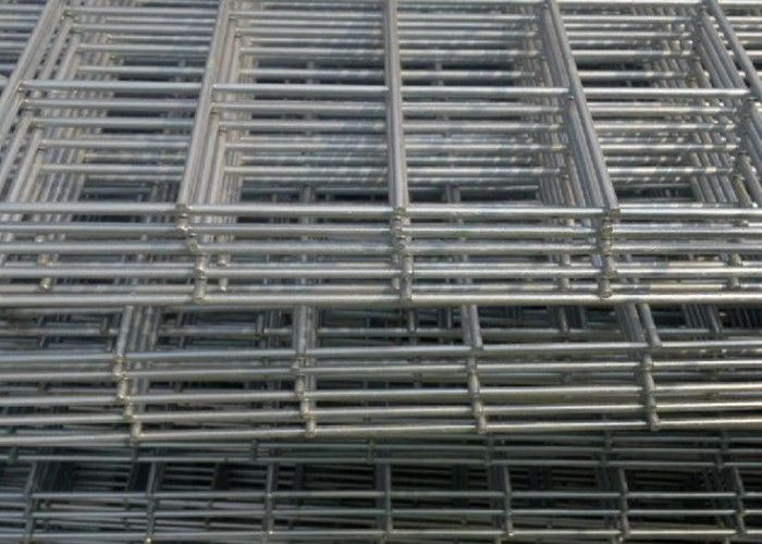 4x4 Square Black Welded Wire Mesh Panels Pvc Coated Spot