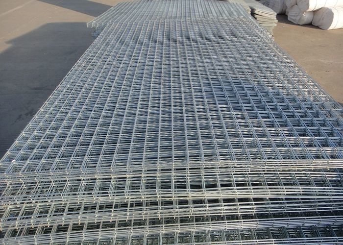 1 . 5 mm Electric Galvanized Welded Wire Mesh Panels For Cage Protection
