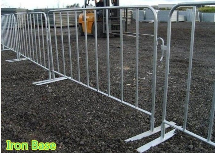 Temporary Construction Screens : M zinc coating mesh fence steel wire removable