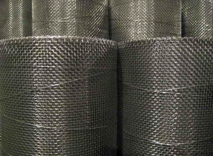 304 Plain Twill Dutch Weave Stainless Steel Wire Mesh For