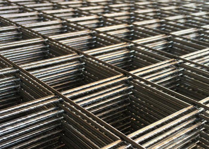 10 Gauge Iron Steel Welded Wire Mesh Panels Reinforcement For Building