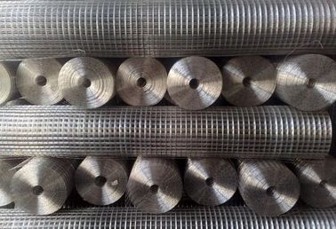 China Transport Mining Metal Grid Fence , Hot Dips Galvanizing Wire Cloth factory