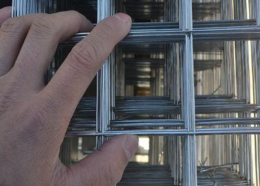 China 2x2 Woven Construction Welded Wire Mesh Panels Galvanized Steel Hot Dips PVC Coated factory