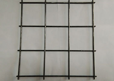 China 3x3 Industrial Metal Cage Welded Iron Wire Mesh Panels , Powder Coated Mesh Panels factory
