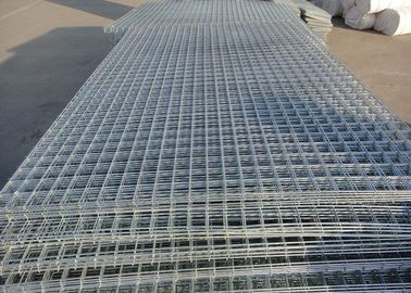China 1 . 5 mm Electric Galvanized Welded Wire Mesh Panels For Cage Protection factory