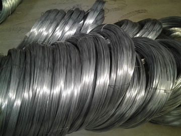 China High Carbon Spring Steel Wire Black Oiled or Galvanized 1 . 2 mm And 2mm Flexible Duct factory