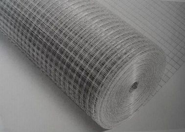 China Spot Welded Wire Mesh Chicken Gauge Galvanized Wire Fence Panels factory