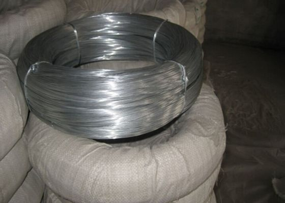 China 26 Gauge-12 Gauge Electric Galvanized Iron Wire /25Kg Packing Iron Wire factory