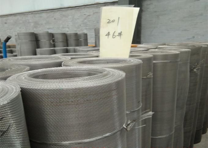 Corrosion - Resistant Plain Stainless Steel Wire Cloth With 1 - 635 Mesh