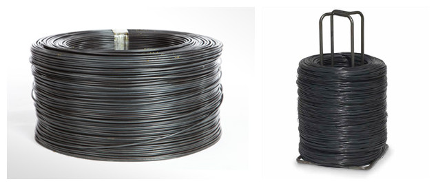 1 . 6mm Diameter Soft Black Annealed Carbon Steel Wire Used For Binding Wire