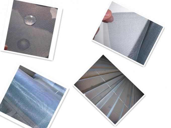 Invisible 18 x 16 Mesh Window Screen , Plastic Insect Proof