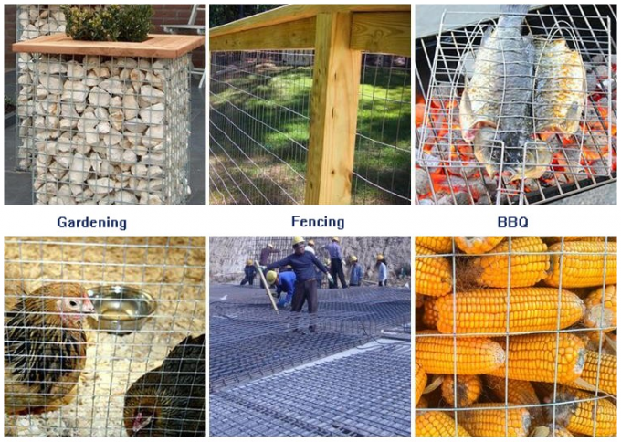 Hot Dip Galvanized Wire Mesh Panels 2. 5 mm, PVC Coating Wire Grid Panels For Construction