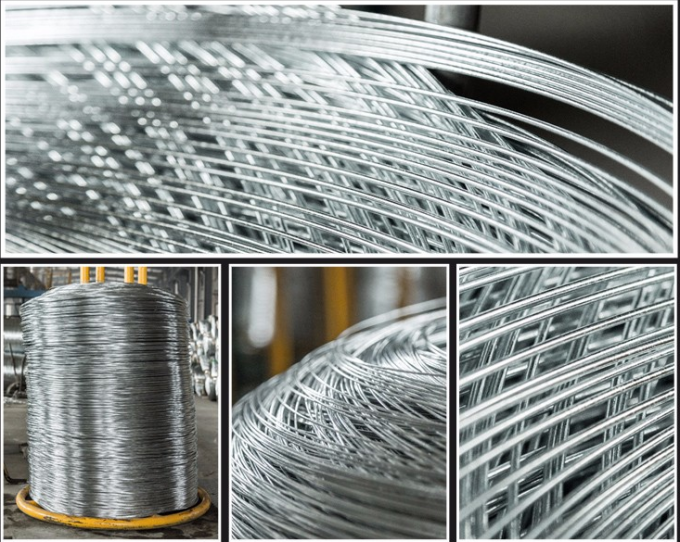 Carbon Steel Tie Wire / Electro Or Hot - Dipped Galvanised Binding Wire