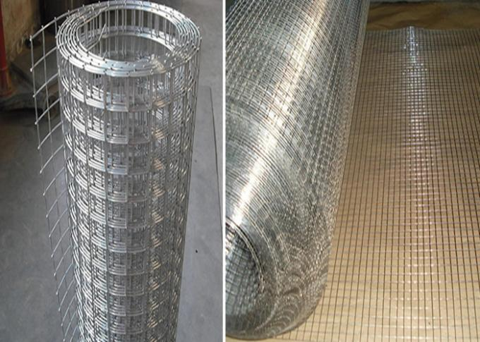 1 Inch *1 Inch Hot Dip Galvanised Wire Mesh Pvc Coated 1M*12M*7kg Per Roll