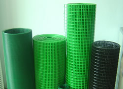 "1 "" GAW Mesh Electro Welded Wire Mesh Rolls For Protection With 0.7 mm Wire"