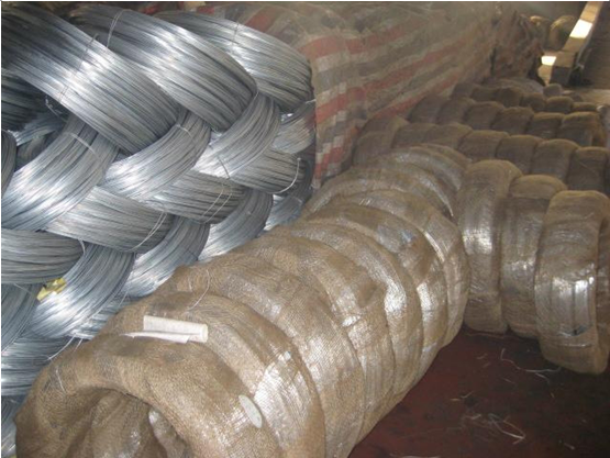1.2mm - 1.8mm Electro Galvanized Iron Wire Binding Wire For Construction