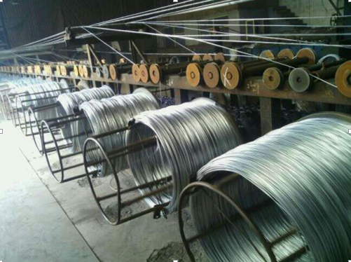 Low Carbon Steel Galvanized Iron Binding Wire 20 Guage 22 Guage 2mm For Construction