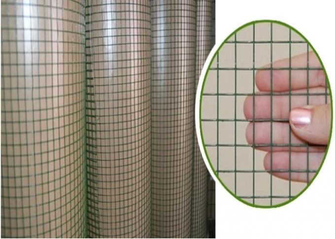 Precision Spot Welded Mesh Fencing , Galvanized Wire Fence Panels
