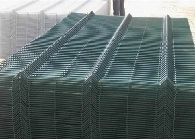 4.5mm Thickness Welded Wire Mesh Panel Diameter 50MM*100MM*1.8M*3M