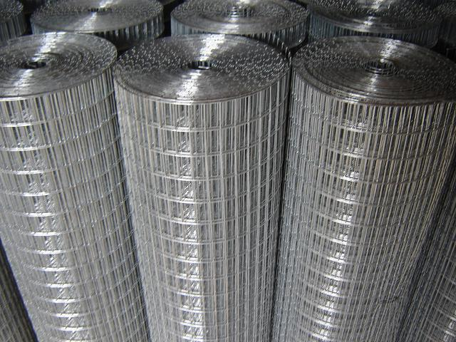 Size 3/4'' Height 1.2m Welded Wire Mesh For Breeding Industry 0.6m -2m Width