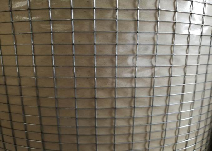 "Construction Electric Welded Wire Mesh 1/2""*1/2""*1M*15M*12Kg ISO SGS Listed"