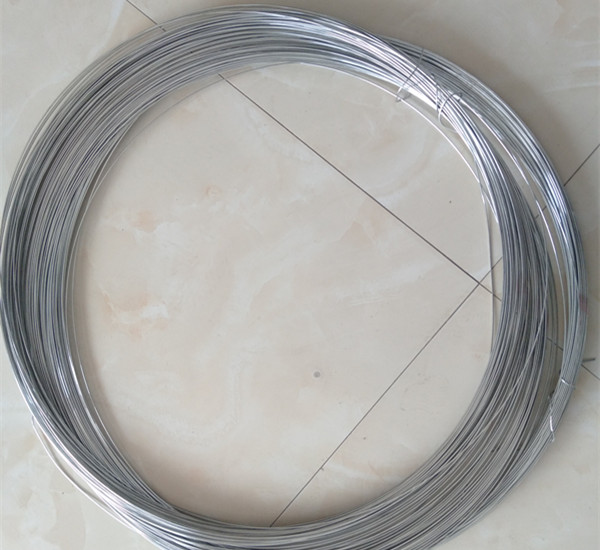 Electro Galvanized Iron Wire , Carbon Steel Welding Wire SWG 14* 10KG / Roll