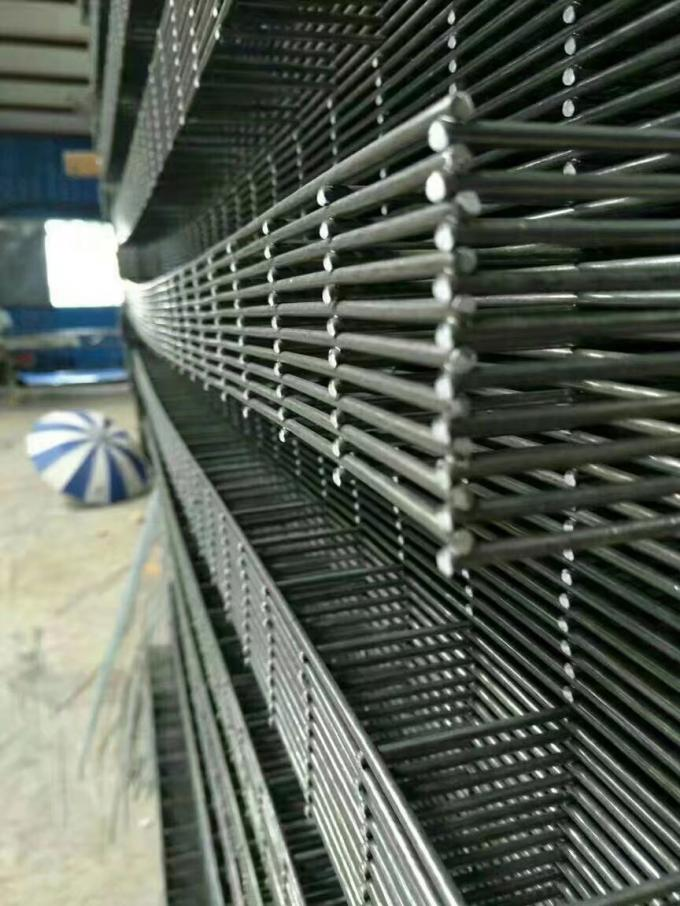 Welded Wire Fencing Panels / Wire Mesh Screen Panels For Floor Heating