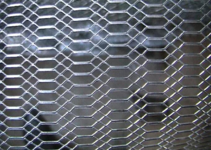 2.5MM*10*20 mm Hot Dipped Galvanized Expanded Metal Mesh / Aliminum Expanded Mesh