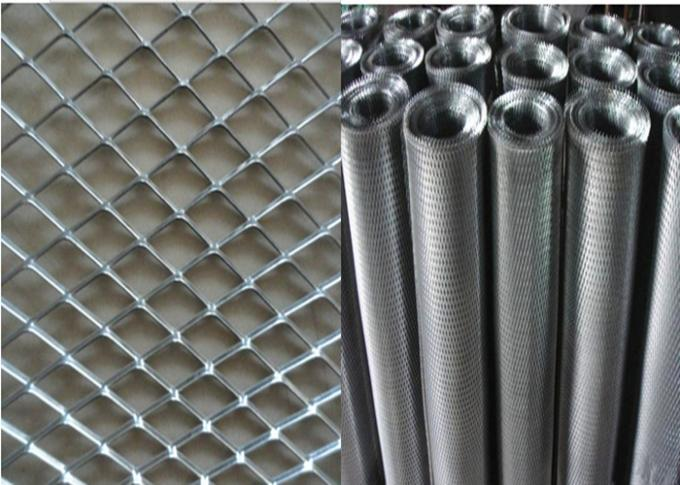 0.3MM STRAND *2.3CM*4CM Aliminum Expanded Metal Mesh /10MM*20MM Hot Dipped Galvanized Mesh