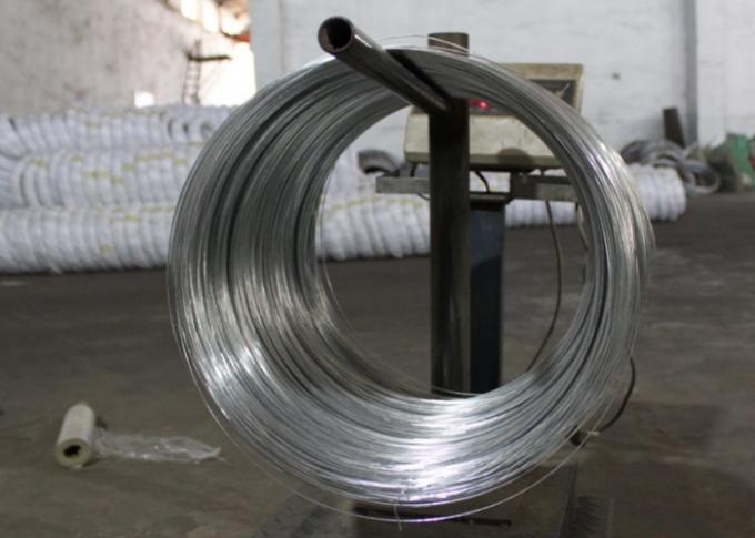 26 Gauge -12 Gauge Electric Galvanized Steel Wire / 18 Bwg *25Kg Galvanized Iron Wire