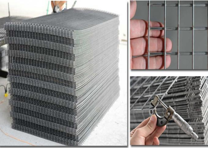 Hot Dipped Galvanized 2*4 Welded Wire Mesh Panel 0.60mm-6.0mm Diameter